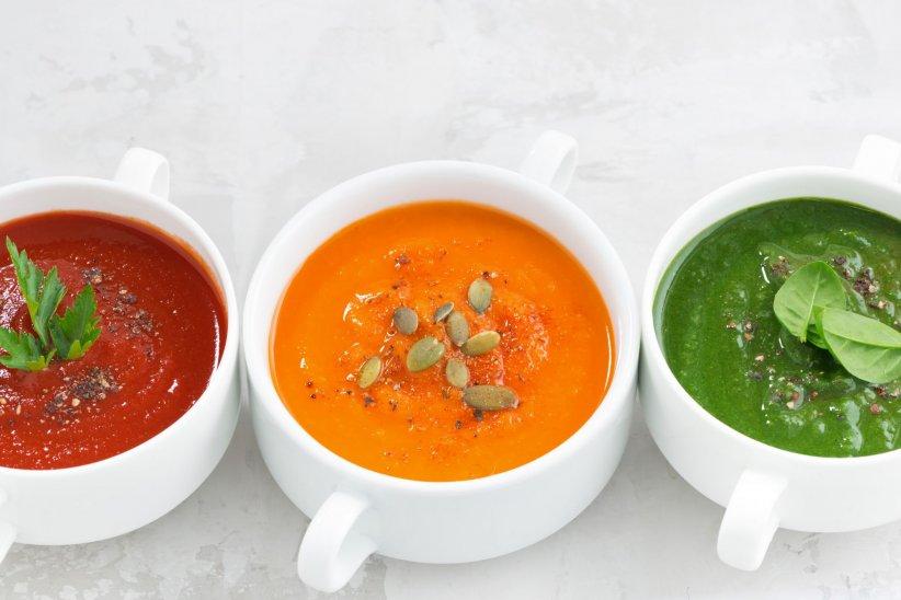 Colorée, nutritive et rassasiante : la soupe a tout pour elle !