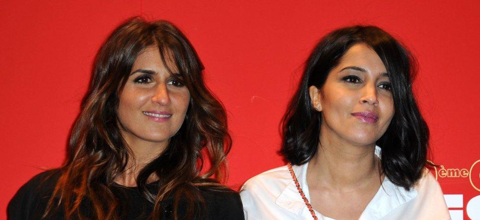 """Géraldine Nakache : Leïla Bekhti """"est plus que mon amie, c'est ma soeur"""""""