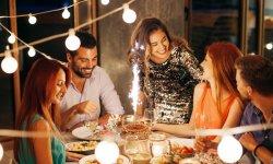 Les 5 règles d'un repas de fête réussi