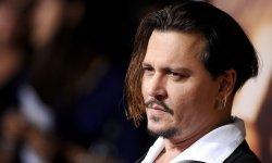 Johnny Depp, proche de sa fille Lily-Rose