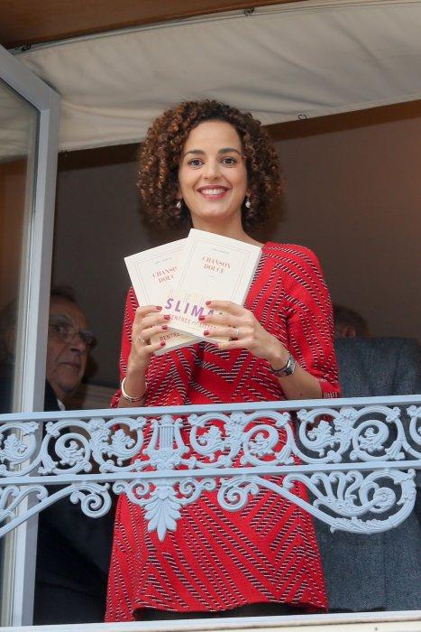 Leïla Slimani remporte le prix Goncourt