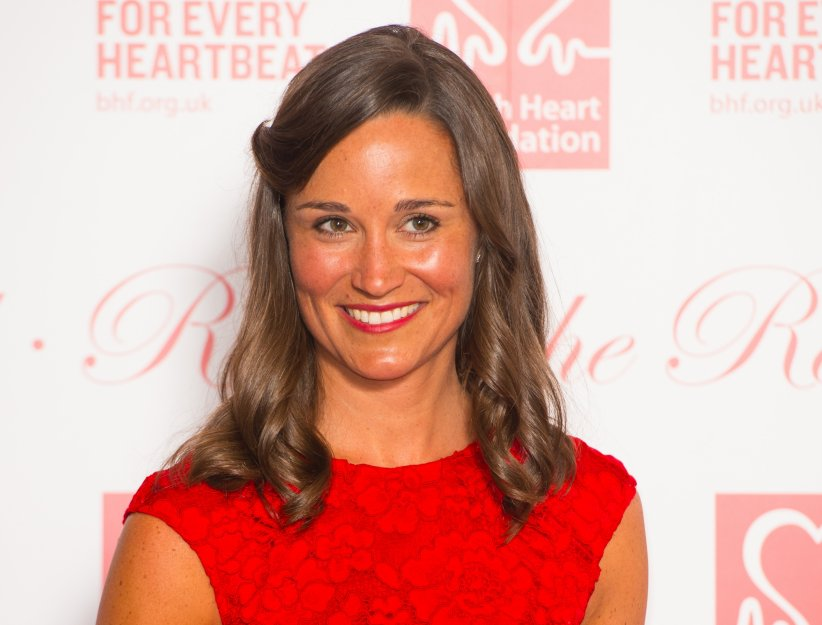 "Pippa Middleton assiste à la levée de fonds pour la fondation ""Roll Out The Red Ball"" à Londres, le 10 février 2015."