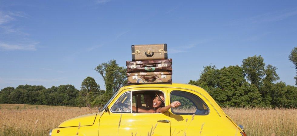 Les indispensables à mettre dans sa valise pour des vacances toniques !