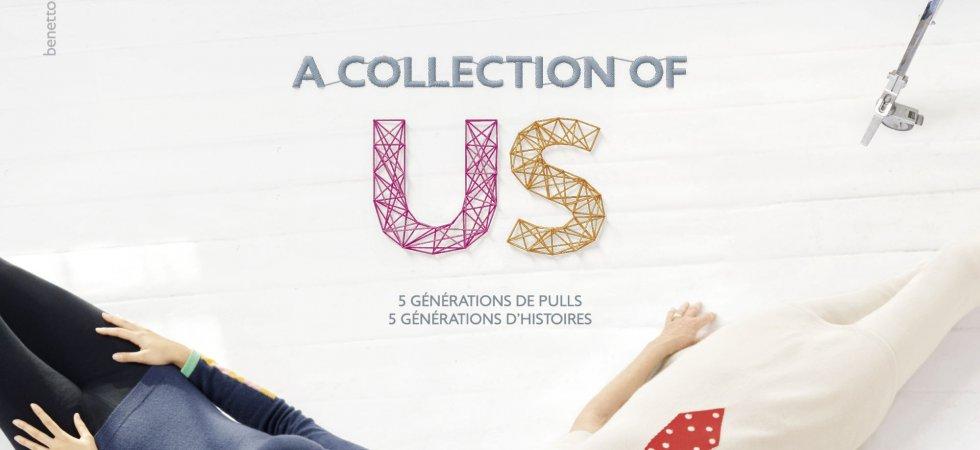"""""""A Collection of Us"""", découvrez la nouvelle campagne de Benetton"""
