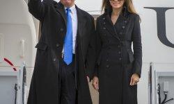 Pourquoi Donald Trump ne tient-il jamais la main de Melania ?