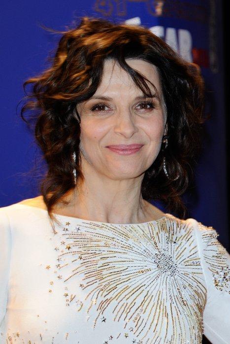 Juliette Binoche à l\