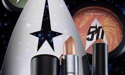 M.A.C lance une collection aux couleurs de Star Trek