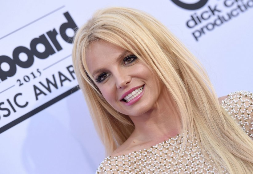 Britney Spears assiste aux Billboard Music Awards à Las Vegas, le 17 mai 2015.