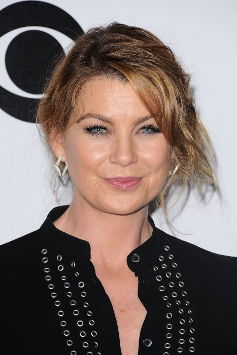 Ellen Pompeo assiste aux  People\