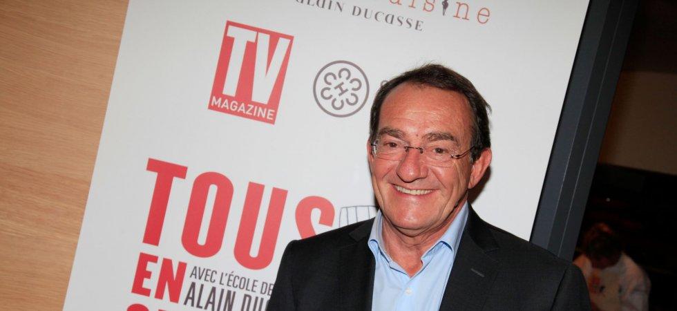 Jean-Pierre Pernaut, présentateur de JT préféré des Français en 2015