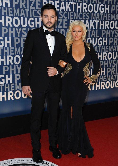 Christina Aguilera et Matt Rutler : des parents inspirés par la pluie et l\