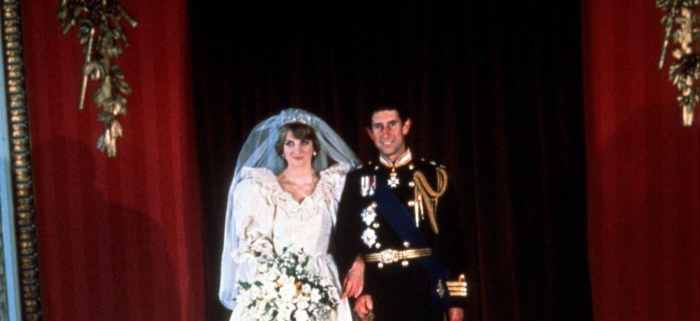 Famille royale : de nouvelles photos du mariage de Charles et de Diana dévoilées