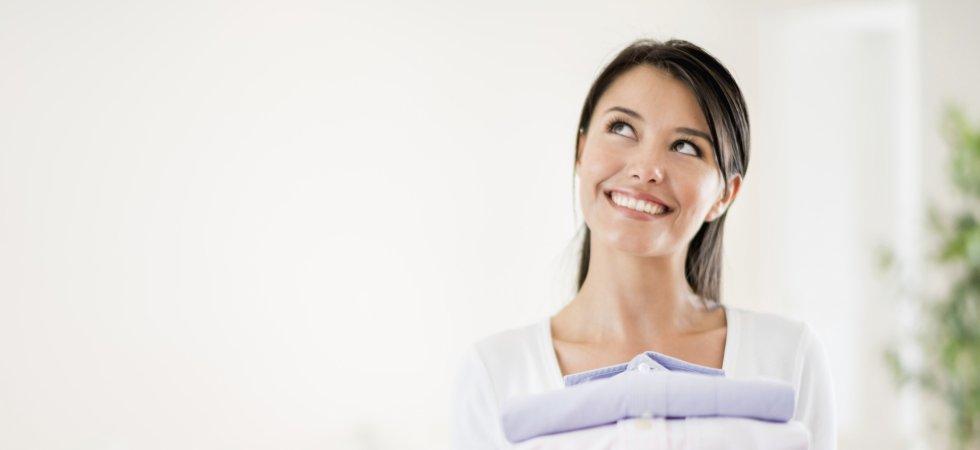 SOS pressing : 5 applis qui s'occupent de votre linge sale !