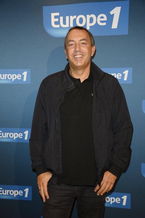 Jean-Marc Morandini lors de la conférence de presse de rentrée d\