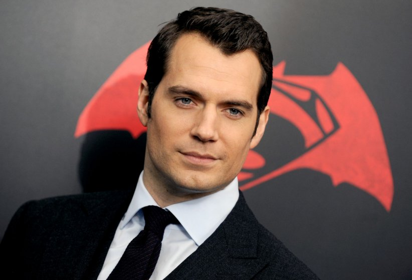 Henry Cavill assiste à la première du film Batman v Superman à New York, le 20 mars 2016.