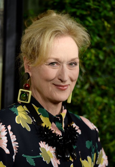 "Meryl Streep : ""Je n\"