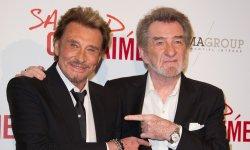 Eddy Mitchell et Johnny Hallyday : vrais amis