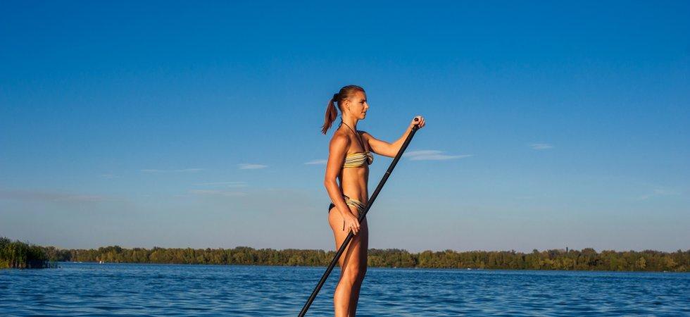 Stand up paddle : 3 bonnes raisons de tester cet été