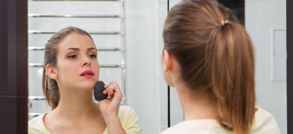 L'éponge konjac pour nettoyer son visage, bonne ou mauvaise idée ?