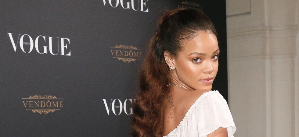 Rihanna lance sa première agence de beauté