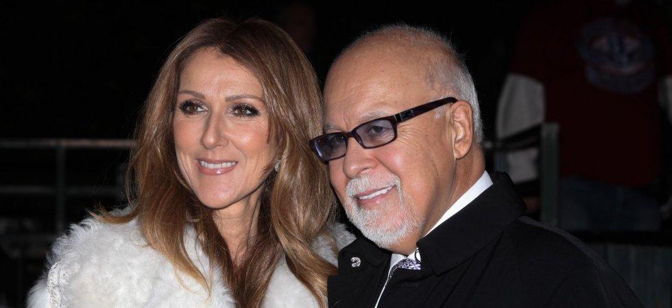 Céline Dion rend hommage à René pour leurs 21 ans de mariage