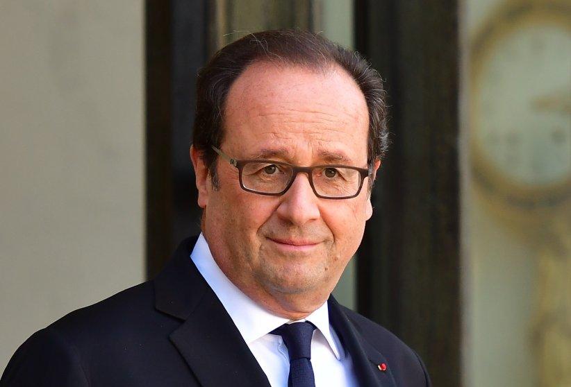 François Hollande à l\