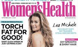 Lea Michele, nue en couverture de Women's Wealth
