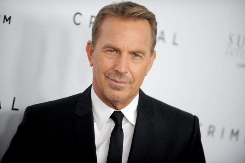 Kevin Costner assiste à la première du film Criminal à New York, le 11 avril 2016.