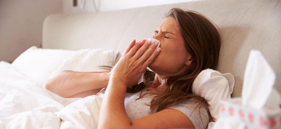 Cinq astuces de grand-mère pour vaincre le rhume
