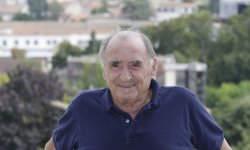 Claude Brasseur : son fils, sa fierté