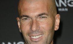 La réponse de Zinédine Zidane à François Hollande
