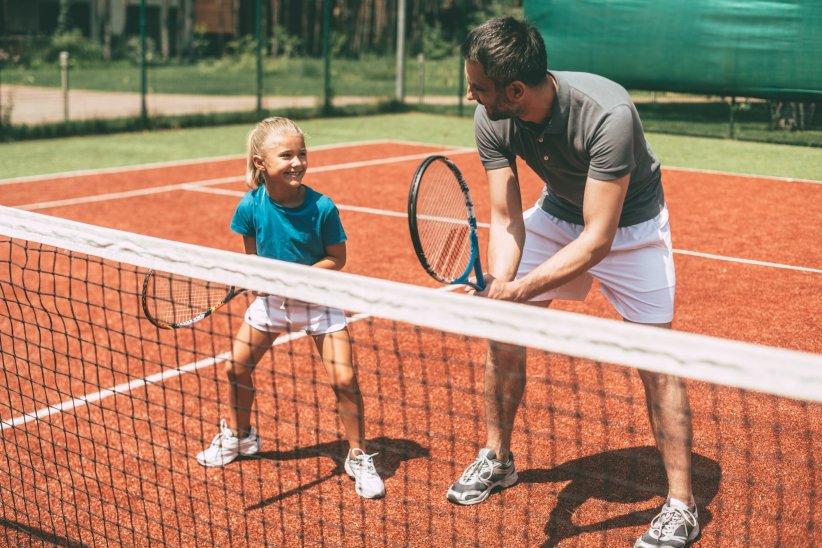 Le sport est important pour le bon développement du corps chez l\
