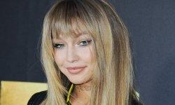 Gigi Hadid adopte la frange sur le tapis rouge des MTV Movie Awards