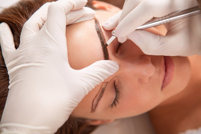 Le microblading, plus naturel que la micro-pigmentation des sourcils.