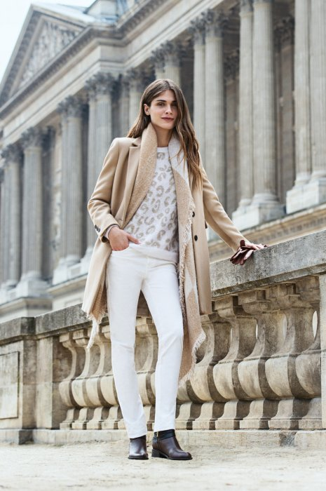 Le look cocooning chic