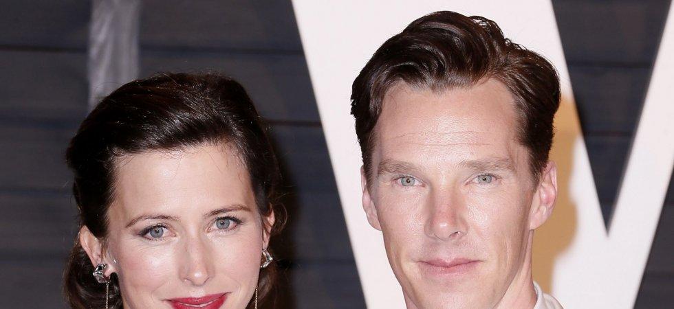 Benedict Cumberbatch : le prénom de son fils enfin révélé !