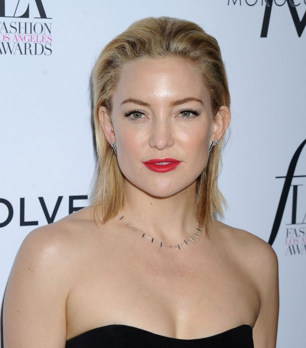 Kate Hudson lors de  The Daily Front Row\