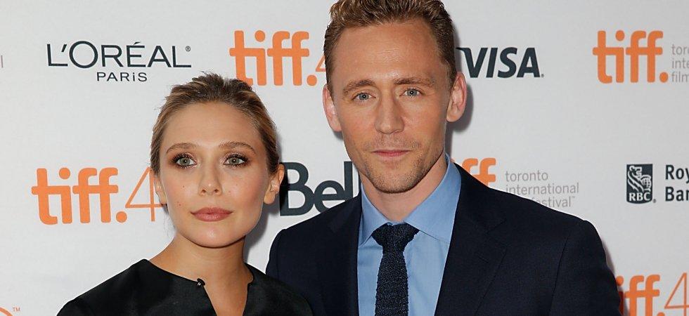 Elizabeth Olsen, en couple avec Tom Hiddleston ? Elle répond !