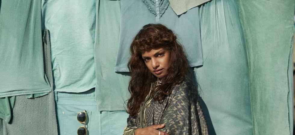 M.I.A collabore avec H&M et invite au recyclage des vêtements