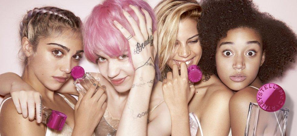 """Lourdes Leon, la fille de Madonna égérie du parfum """"POP"""" Stella McCartney"""