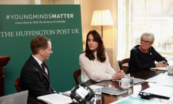 Kate Middleton : rédac' chef du Huff Post UK