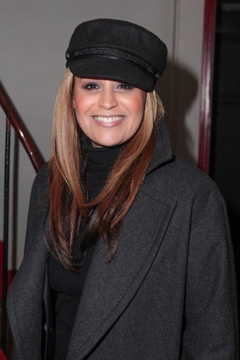 Lââm assiste à la soirée Ticket Gagnant à Paris, le 1er décembre 2014.