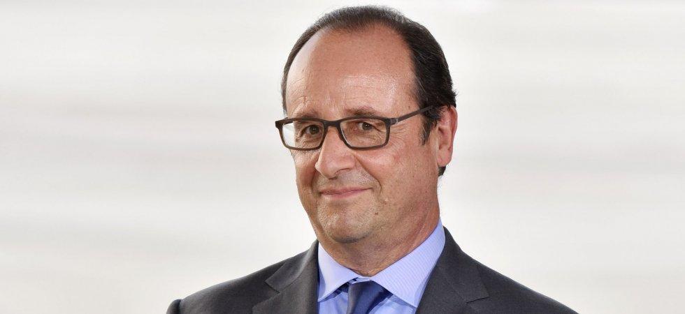 François Hollande : bientôt dans Koh-Lanta ?