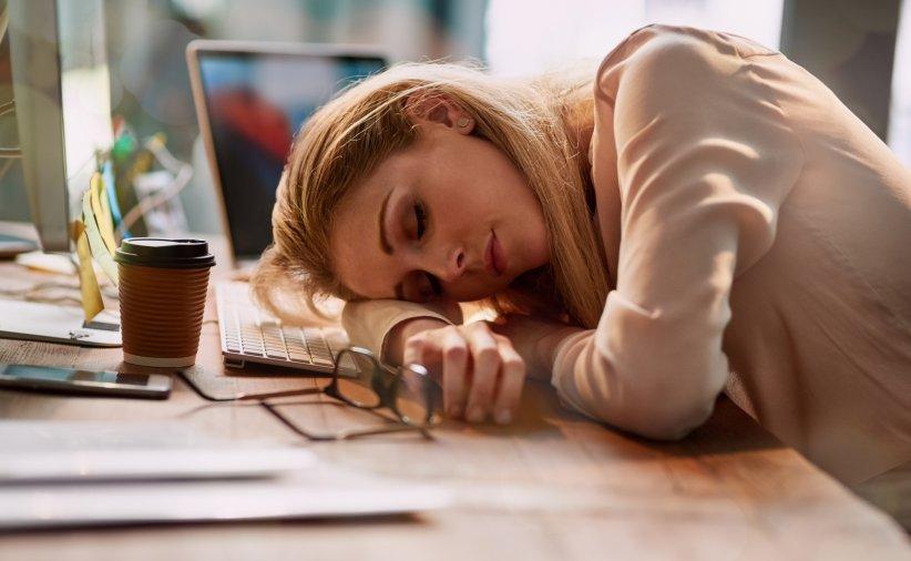 Une fatigue chronique et perpétuelle