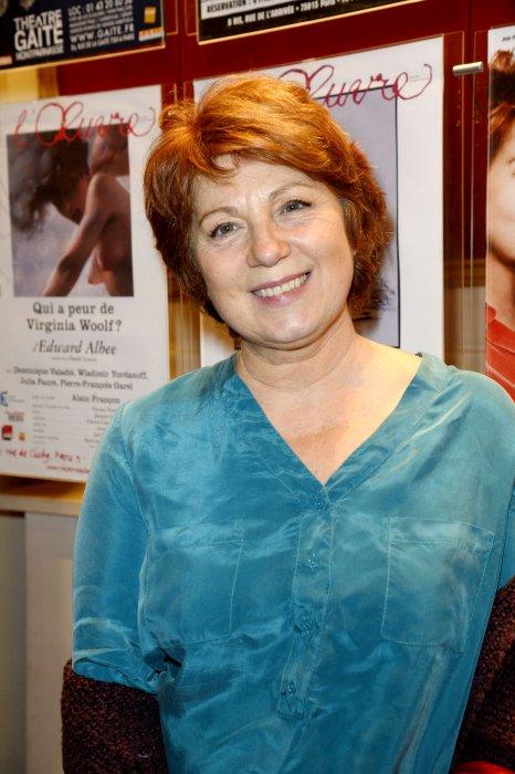Véronique Genest : Julie Lescaut est grand-mère !