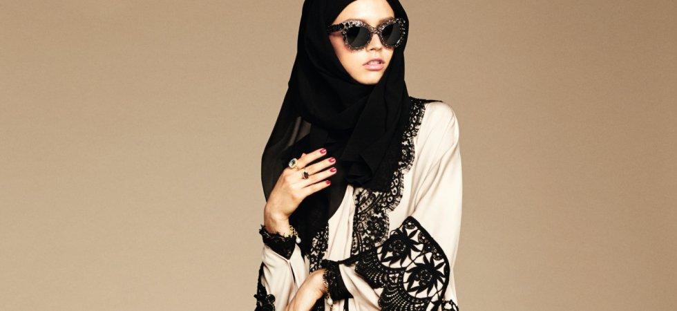 Dolce & Gabbana lance sa ligne de hijabs