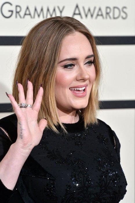A la 58e édition des Grammy Awards (le 15 février 2016), le regard d\