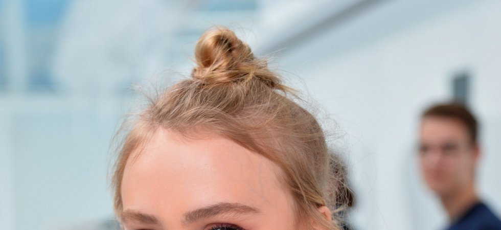 "Lily-Rose Depp : ""J'ai grandi avec l'attention médiatique"""