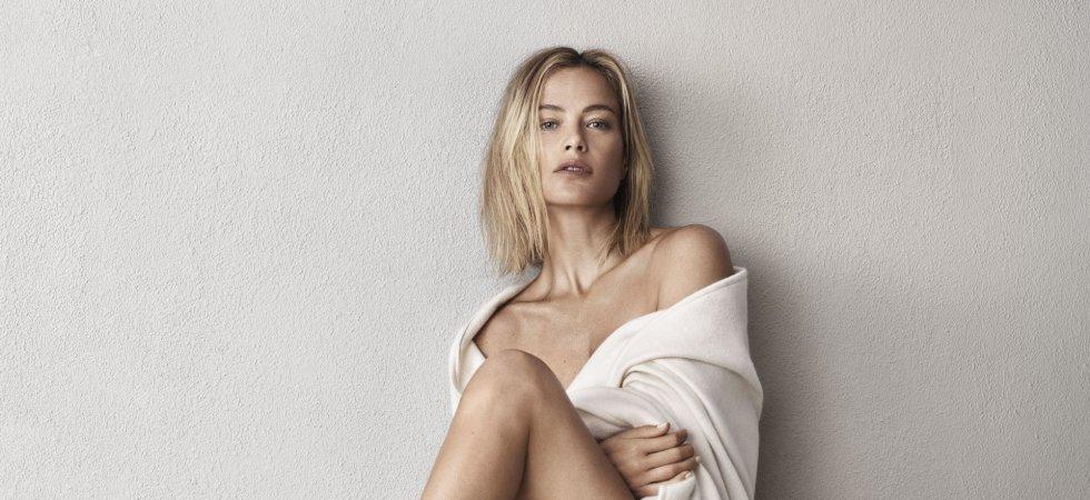 Carolyn Murphy, égérie sexy pour la collection édition limitée UGG