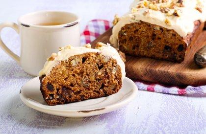 Bread cake aux dattes et noisettes
